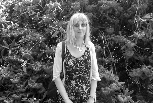 Author Julie Sampson (Miller)