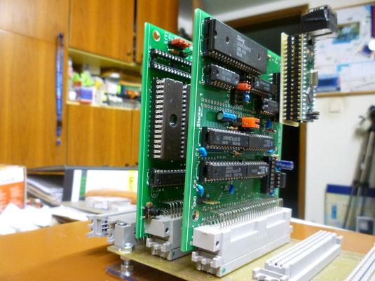 Megamodul und USB