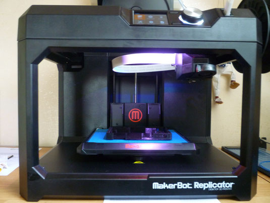 Makerbot Replicator 5G