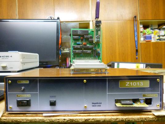 Z1013 mit Megamodul und USB