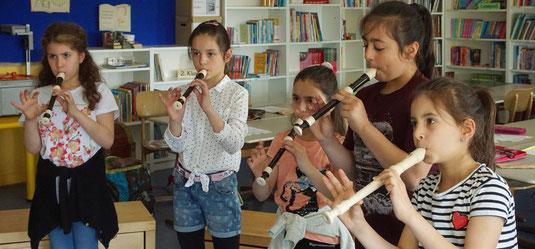 Flötengruppen 2018