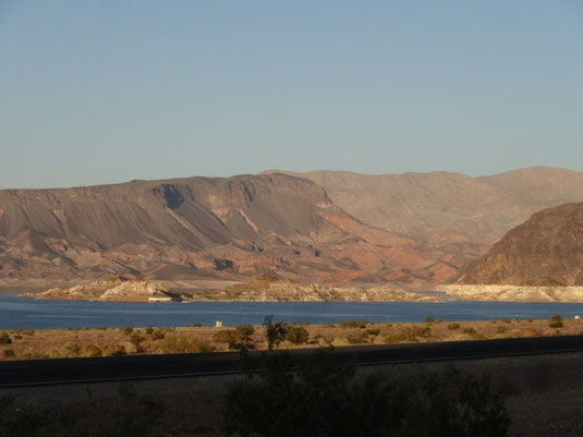 Lake Mead am Boulder Beach Campground