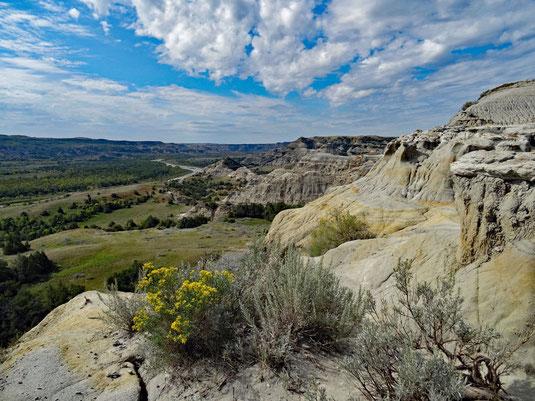 Theodore Roosvelt National Park, North Unit, North Dakota
