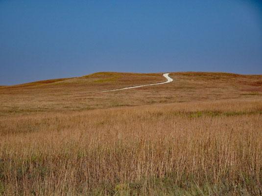 Tall Grass Prairie National Preserve, Kansas