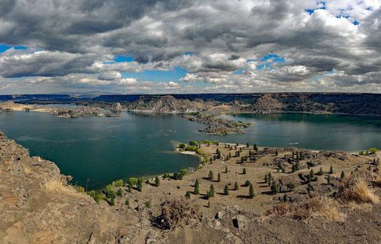 Steamboat Rock, Washington