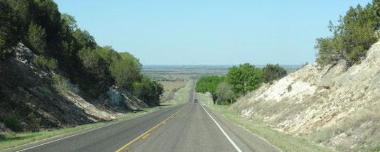 Texas Hill Country bei Hamilton