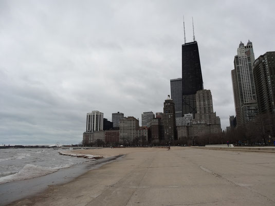 Chicago, am Lincoln Park