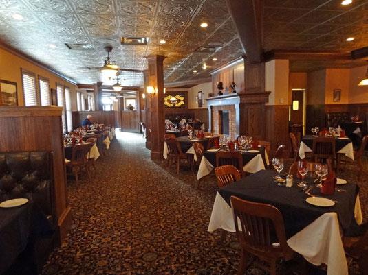 Theodore's Restaurant, Rough Riders Hotel, Medora, North Dakota