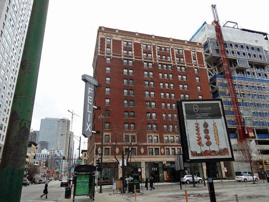 Hotel Felix, 111 Huron Street