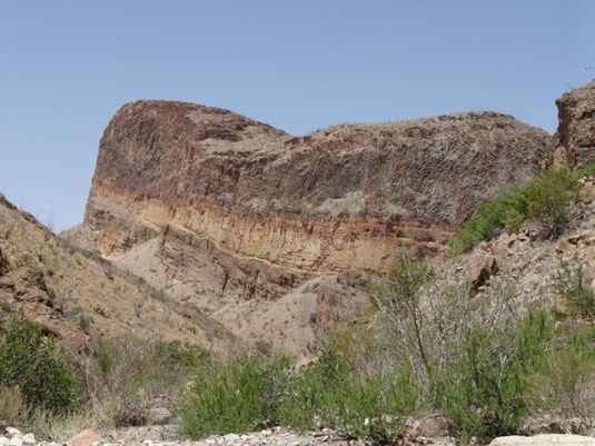 Burro Mesa Pouroff