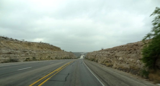 US-90 Am Seminole Canyon