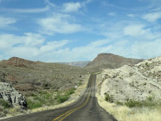 El Camino del Rio, die Farm Road 170