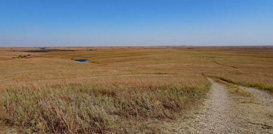 Tallgrass Prairie National Preserve, Kansas
