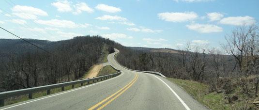 Arkansas 7 Scenic Byway