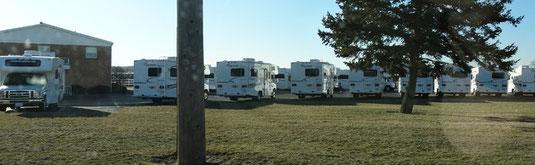 Roadbear RVs bei Coachmen in Middlebury