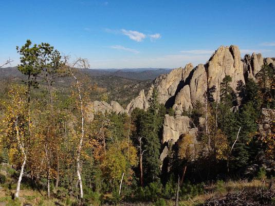 Sunday Gulch Trail, Custer State Park, South Dakota