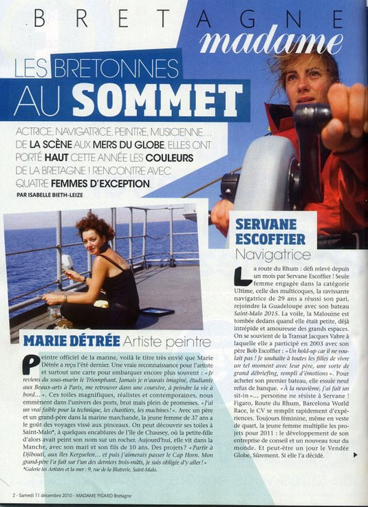Figaro Madame du 11 dec