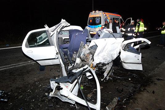Wypadek pod Jaroszowem, 10.11.2012