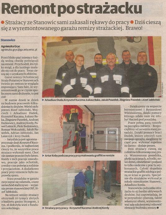 Artykuł STRZEGOMnaszemiasto.pl
