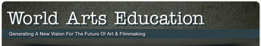World Arts Education e-list
