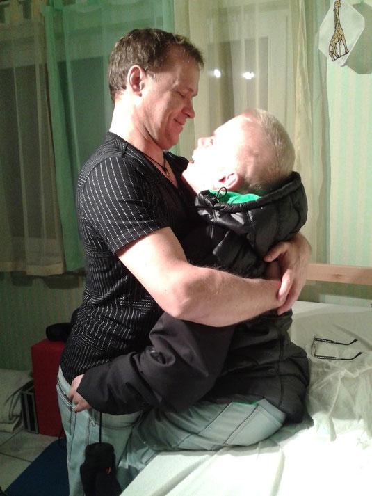 Mein tollster Papa und ich