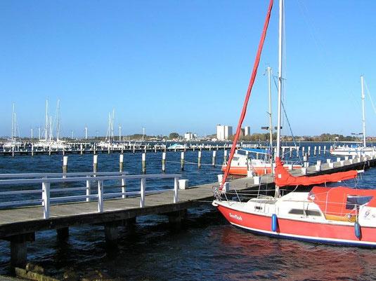 Yachthafen Burgtiefe