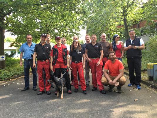 """Anoplophora Spürhunde Schweiz Projektgruppe """"Duftstoff Asiatischer Laubholzbockkäfer"""""""