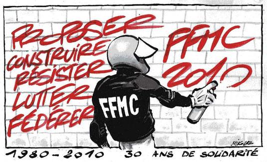 FFMC 30 ans