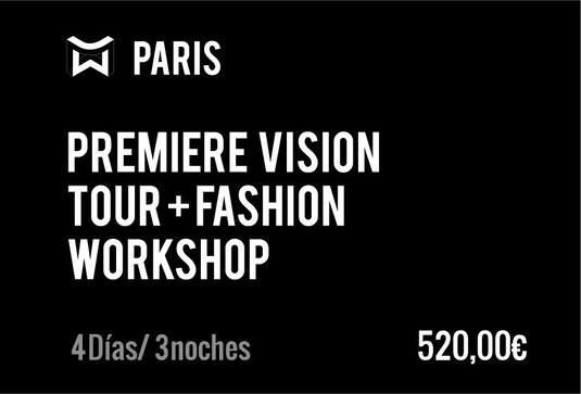 WORKSHOP FASHION TOUR MILAN