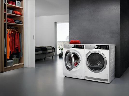 AEG L8FE74485 Waschmaschine HGS Elektro Köln