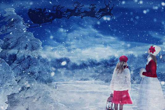 Weihnachtsgedicht: Friedenslicht