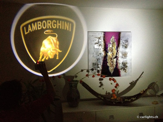 LED Luminator Lamborghini by carlights