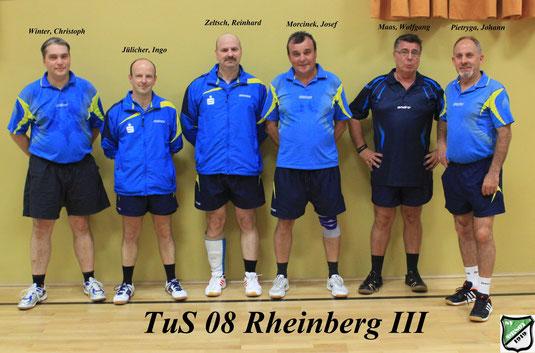 Rheinberg Vorrunde