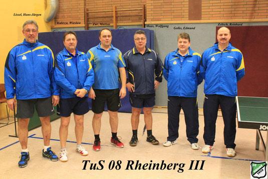 Rheinberg Rückrunde