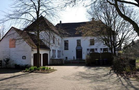 Haus Götterswick in Götterswickerhamm, 2011, Foto: Peter F.