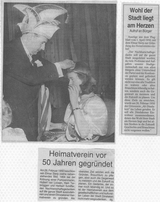 NRZ vom 26. Februar 2000