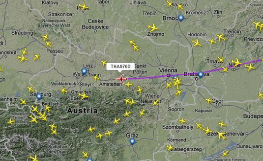 Flugzeugdaten selbst empfangen um 25,- Euro