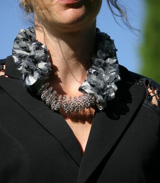 collier de créateur tendance, mode