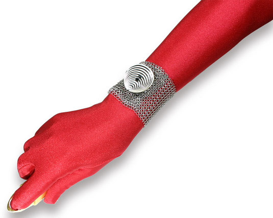 Bracelet de créateur contemporain chic