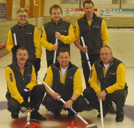 Hallenmeister Team Nova Saison 2004-2005