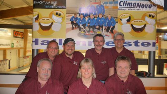 Hallenmeister Team Nova Saison 2008-2009