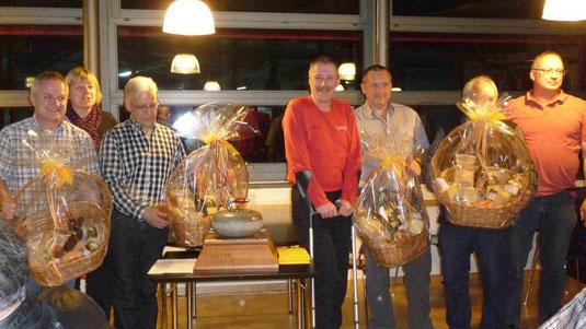 Hallenmeisterschaft 2. Rang Team Nova Saison 2012-2013