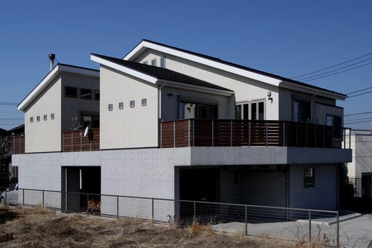 栃木・下野の家