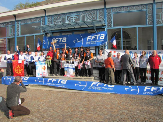 Challes les Eaux, Open 2011