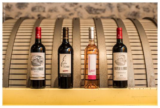 Château Lambert - Vins de Bordeaux en AOC Fronsac