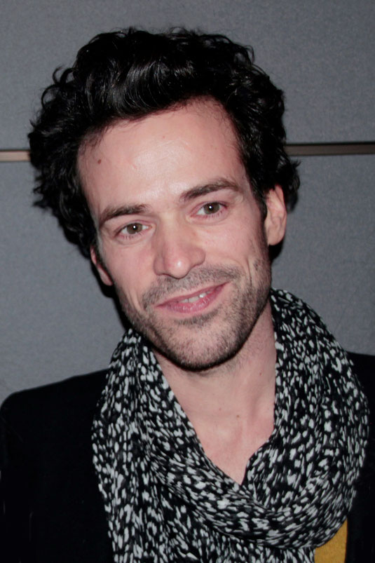 Romain Duris - Lyon 2013 - Photographie © Anik COUBLE