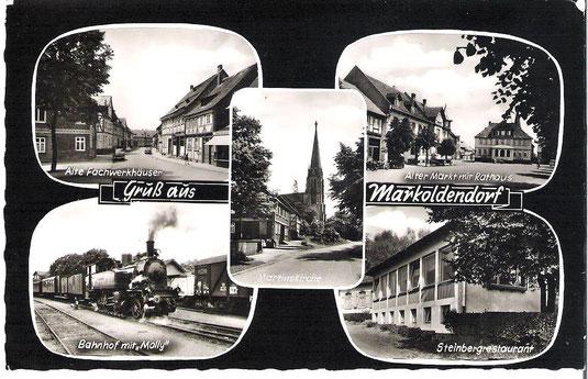 Postkarten aus Markoldendorf