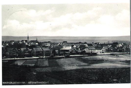 Markoldendorf vor 1940