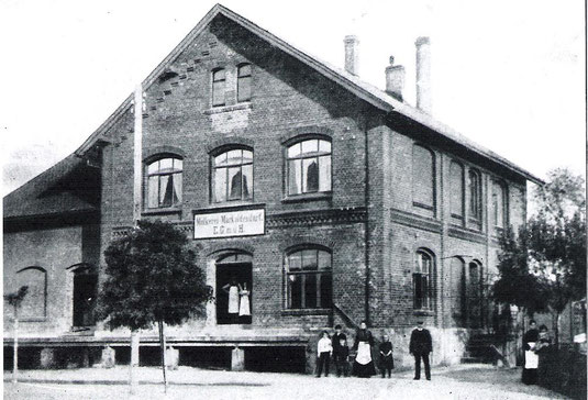 Molkerei 1891