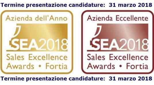 Sales Excellence Awards: il riconoscimento per le Aziende che gestiscono la propria organizzazione di vendita secondo i più aggiornati standard internazionali.